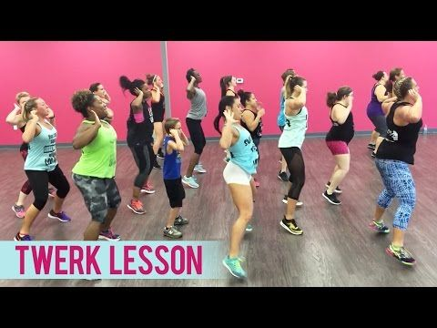DJ Battle ft. Lexy Panterra - Twerk Lesson (Dance Fitness with Jessica) - YouTube