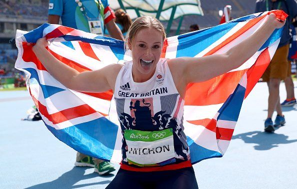 8/15/16 Via BBC Sport · She used to be a ballet dancer. Now, Sophie Hitchon is an Olympic hammer bronze medalist. http://bbc.in/2aUnoZL
