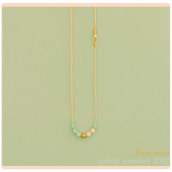 spring summer 2012 necklaces