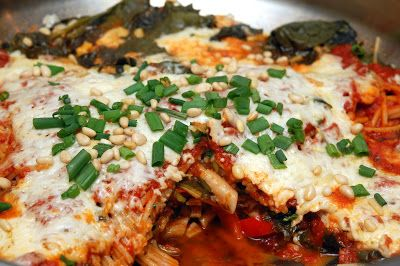 Hugs & CookiesXOXO: VEGGIE LASAGANA | Things that make my mouth water ...