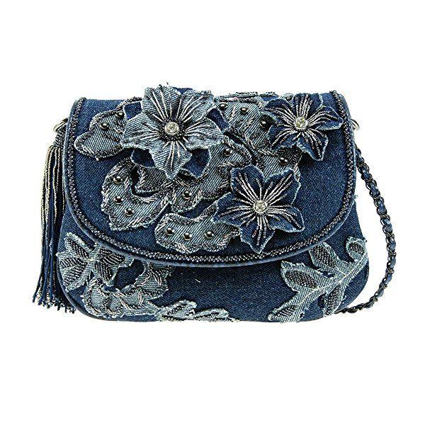 Mary Frances Good Jeans Handbag
