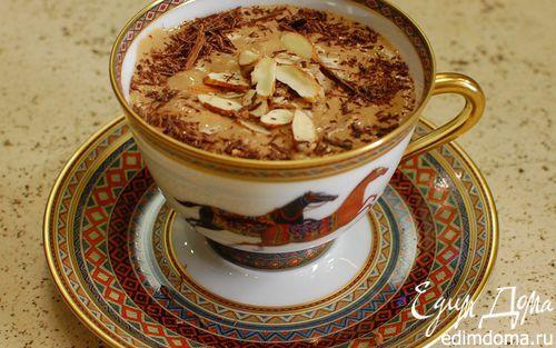 Бананово-кофейный десерт  | Кулинарные рецепты от «Едим дома!»