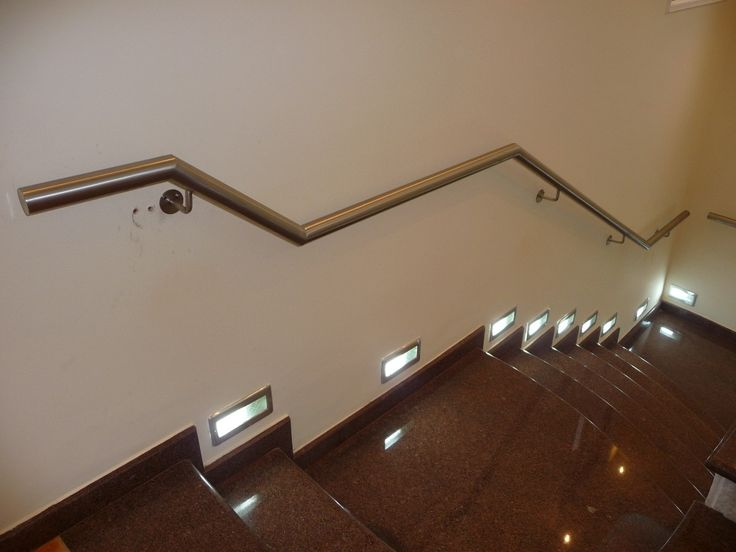 17 mejores ideas sobre pasamanos en acero inoxidable en - Pasamanos de acero inoxidable para escaleras ...