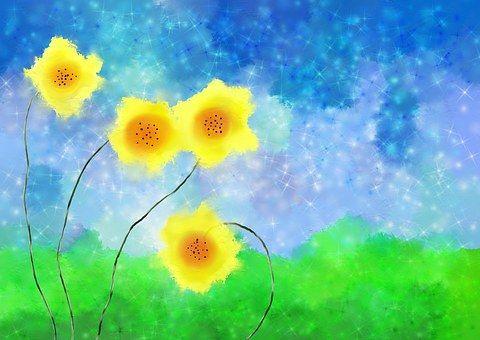 Naturaleza, Flores, Florales