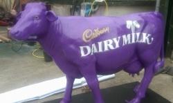 Cadbury's Purple Cow