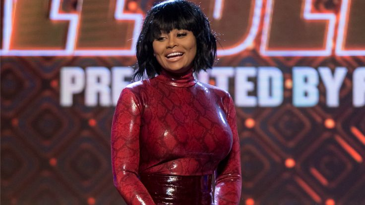 The Snap Back: Blac Chyna Flaunts 40 Pound Slim Down Post-Baby Dream (PHOTOS + VIDEOS) #Entertainment #News