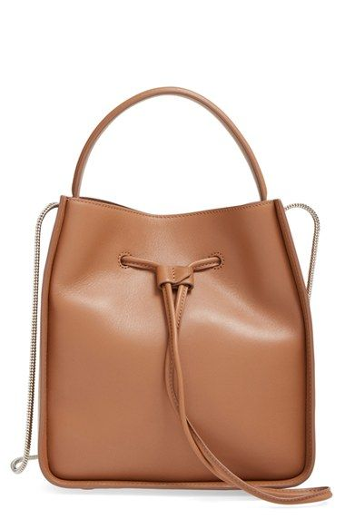 3.1 Phillip Lim 'Small Soleil' Leather Bucket Bag available at #Nordstrom