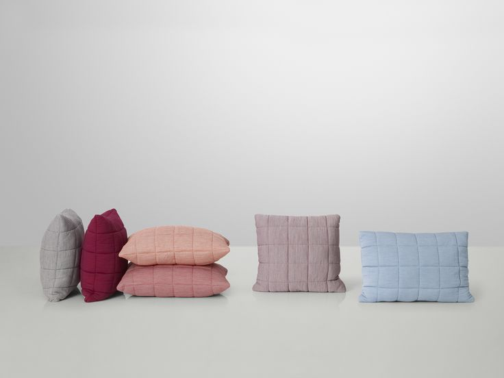 Soft Grid cushions, Design by Anderssen & Voll