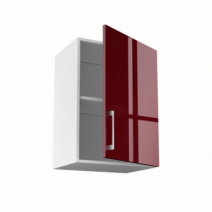 New Le plus Élégant Comme Interesting Meuble Haut Cuisine Rouge dans Bordeaux at yourwebtestsite.info