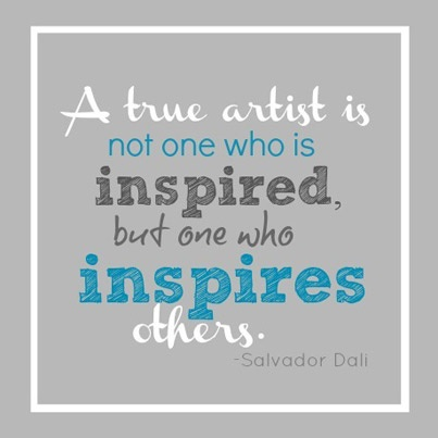 which artists have inspired you the most - What Inspires You What Influenced You The Most