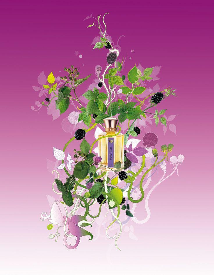 #MureEtMusc by L'artisan Parfumeur.