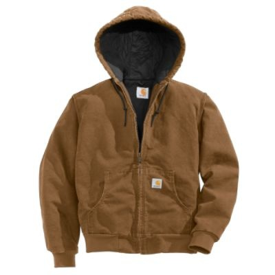 Brown Carhartt Jacket :) <3 So comfy and warm on those cold winter nights.