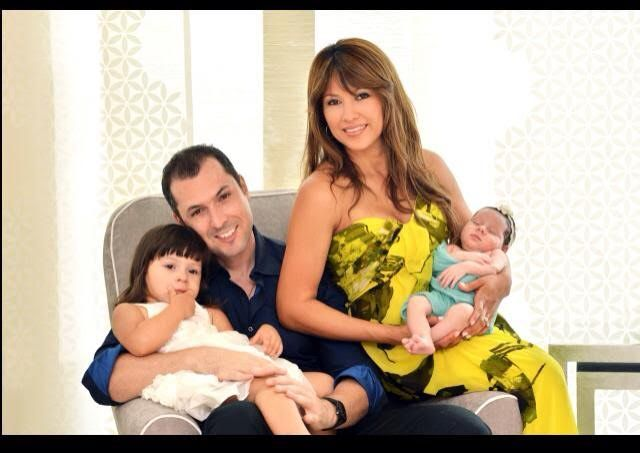 MWR Life President & CEO Yoni Ashurov and family