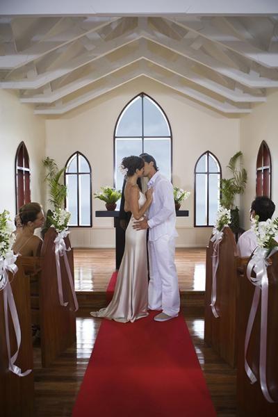 Wedding chapels near the sea: Sofitel Fiji Resort  Spa in Fiji