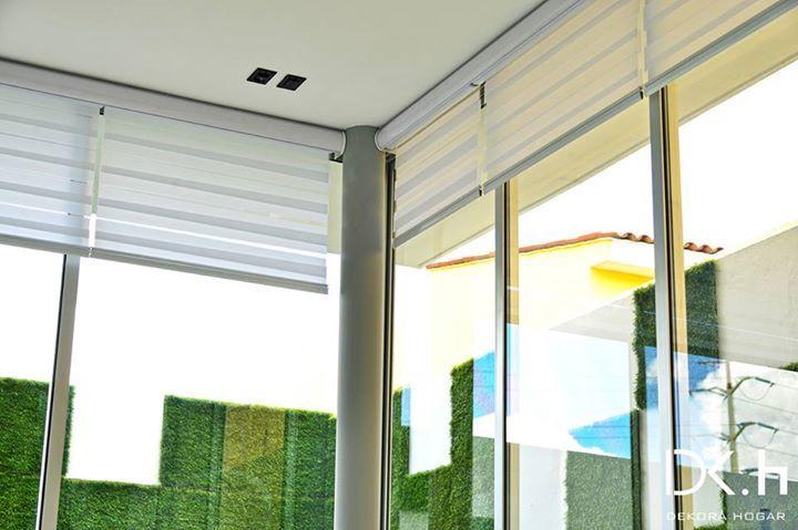 Sheer Elegance excelente opcion para una #decoracion minimalista con un fondo de #jardinvertical