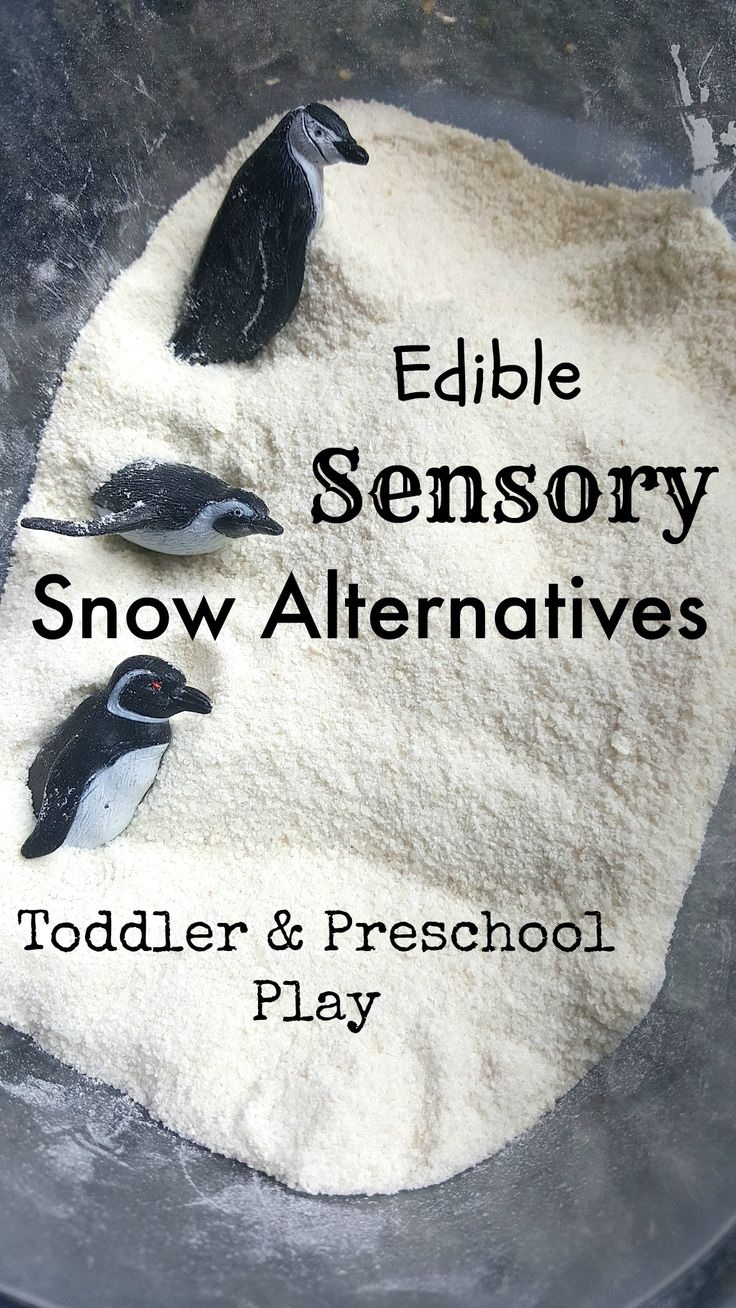 Brrrrrr! We LOVE indoor snow sensory play but a lot of times it's just way too cold for my little tike. Not only that but mostpeople don't even have access to snow year round (or feel like crushing ice to create their own snow recipes)! So I've come up with a few awesome edible non-toxic …