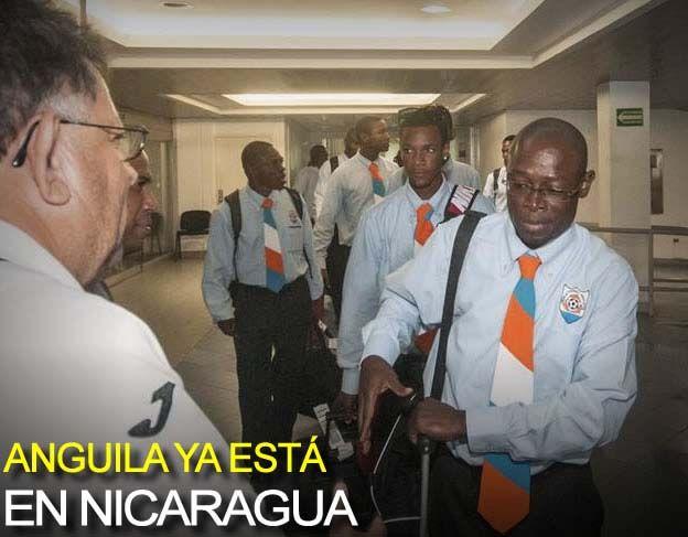 Anguila Ya Est� En Nicaragua