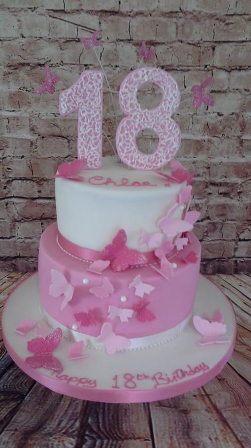 Cake Design For Debut : 17+ best ideas about 18th Birthday Cake on Pinterest 21 ...