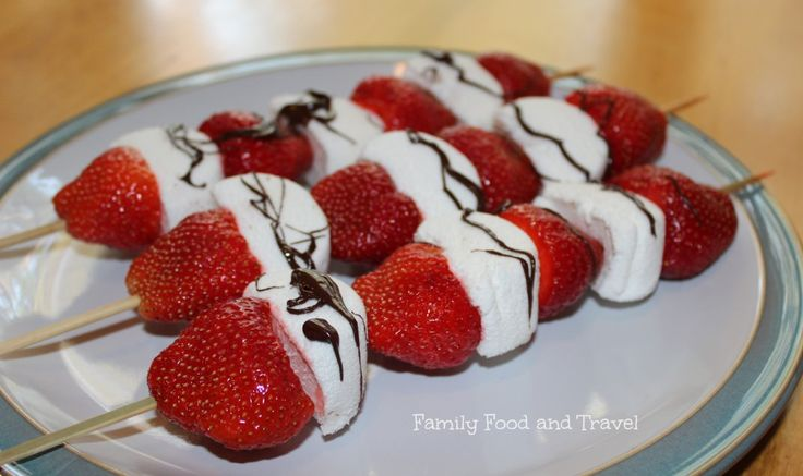 Easy Canada Day Desserts - Family Food And Travel http://familyfoodandtravel.com/2013/06/easy-canada-day-desserts.html