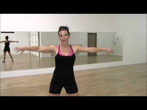 She is amazing. This doesn't look hard but after you do arms in the gym and hit this believe me, you are feeling it.    GET AMAZING ARMS FAST! AT HOME, NO EQUIPMENT! SLIM & LEAN ARMS - YouTube