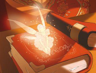 """Féli, uma fada de Fairy Oak. No livro: """"Fairy Oak e o segredo das gémeas"""" da autoria de Elizabetta Gnone. O 1º livro da série. É a fada-ama das gémeas, sobrinhas de Lalla Tomelilla: """"era a feiticeira mais famosa e estimada de todos os tempos e para mim era um mito"""" escreveu Féli no seu diário."""