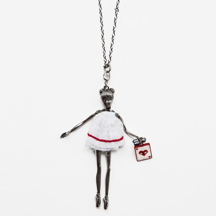 Servane Gaxotte Large Couture Ballerina Doll :: Bird Boutique :: shopbirdboutique.com