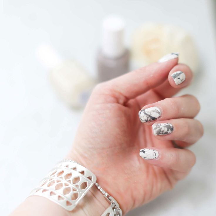 Marble Nail Polish Instructions: Best 25+ Marble Nails Tutorial Ideas On Pinterest