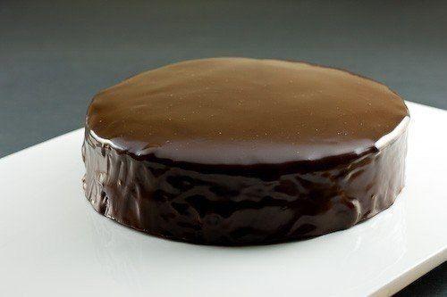 "Венский торт ""Захер"" (Sachertorte) | thePO.ST"