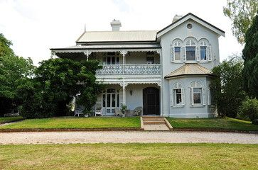 Summerlees - A living piece of Australian History traditional exterior