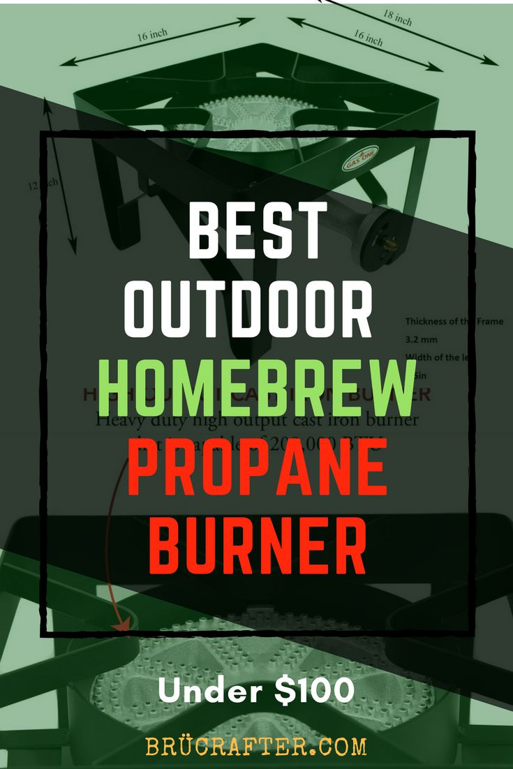 Best Homebrew Propane Burner Review 54