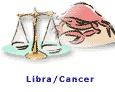 Libra/Cancer ~ Astro Match!