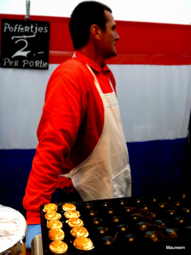Poffertjes guy