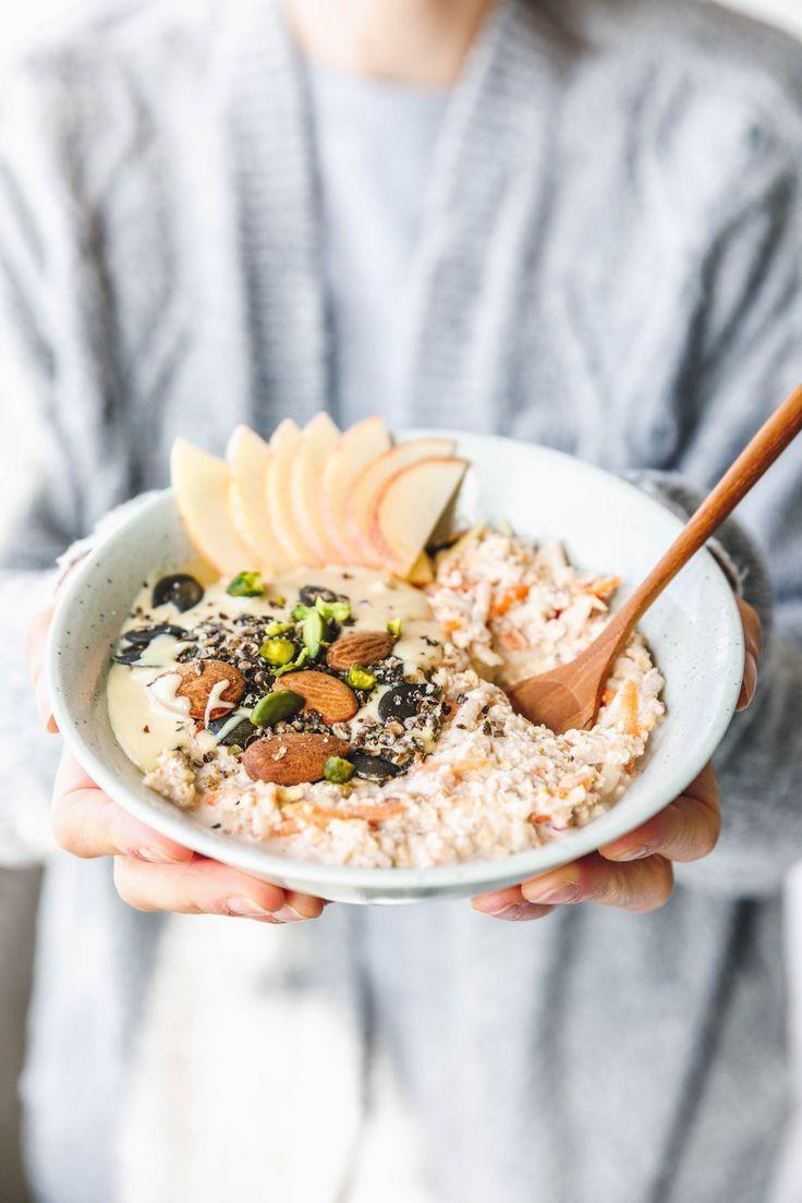 Verleihen Sie Ihrem Frühstück mehr Abwechslung – mit unserem köstlichen veganen …   – Rezepte: Karotten