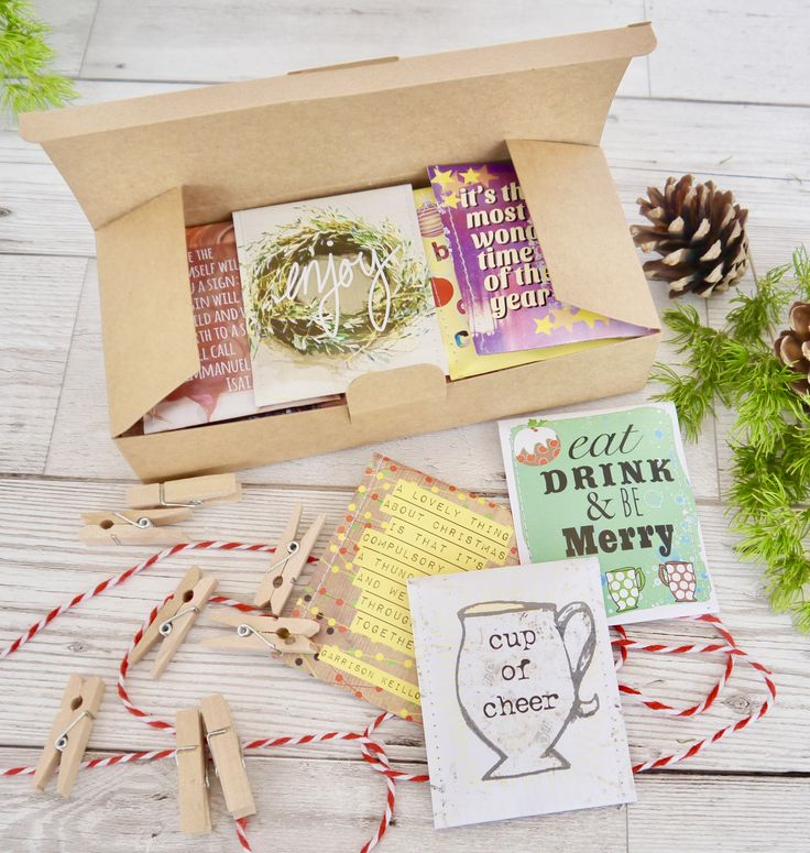 victoria mae designs tea Advent Calendar - alternative advent