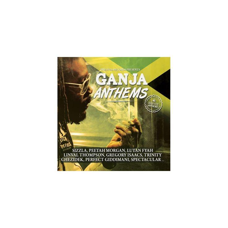 Ganja Anthems & Various - Ganja Anthems / Various (CD)