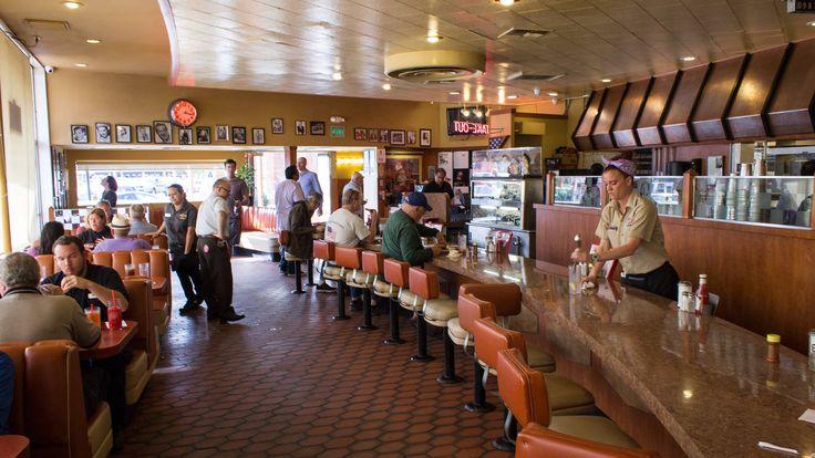 Bob's Big Boy Restaurants , Hamburgers   Burbank (Photograph: Michael Juliano)