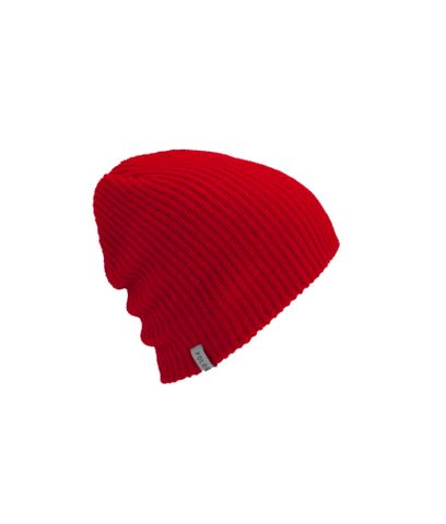 Poler Tube Beanie Classic Weave - Red www.westgoods.co