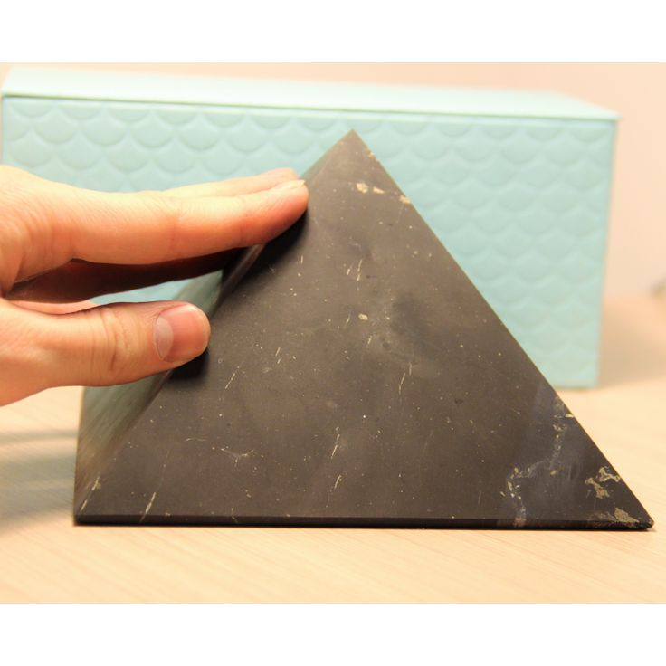 EMF protection Shungite Pyramid $84.59