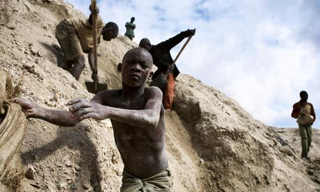 The prayer of a Congo native asking Apple to launch world's first conflict-free phone.