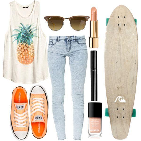 Goin Long Boarding♥ Summer♥