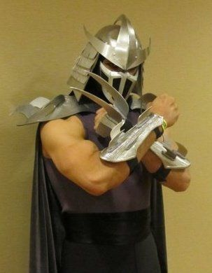 shredder tmnt costume - Google Search