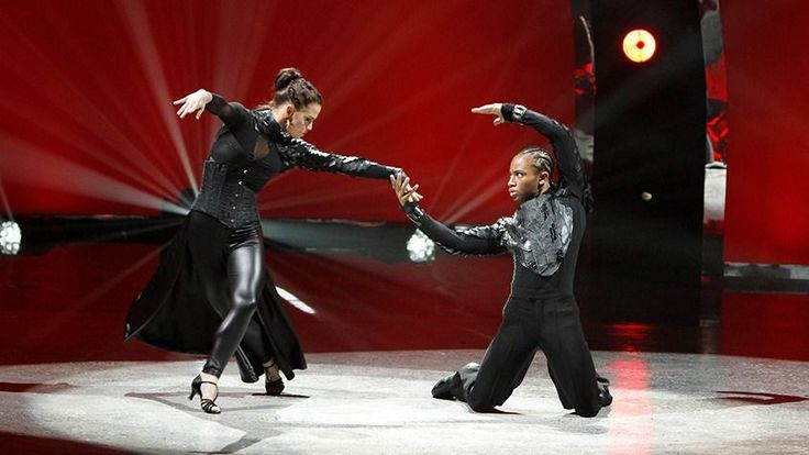 SYTYCD - Amy and Fik-Shun perform a Paso Doble routine choreographed by Jean Marc Genereux.