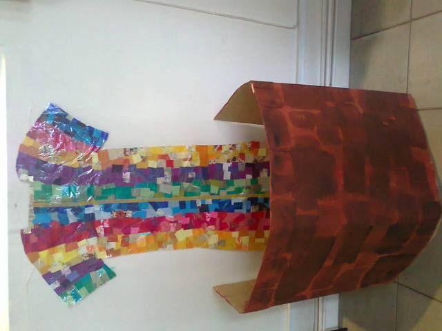 Children S Crafts Joseph And His Multicoloured Coat
