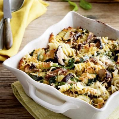 Heerlijke pasta-ovenschotel!