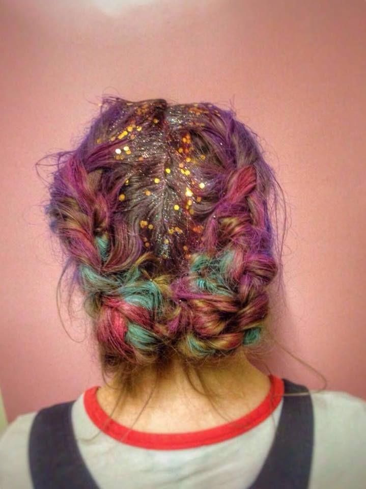 14 Best Festival Hair And Make Up Images On Pinterest Festival