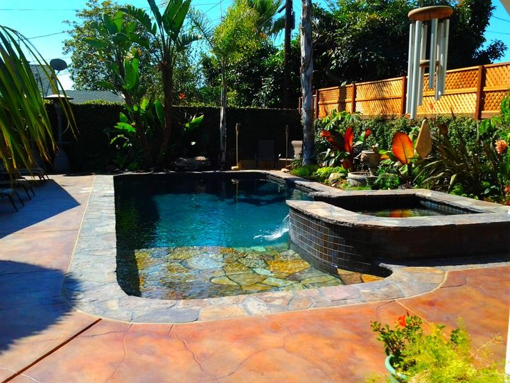 48 Best Images About Pool Landscaping Ideas On Pinterest
