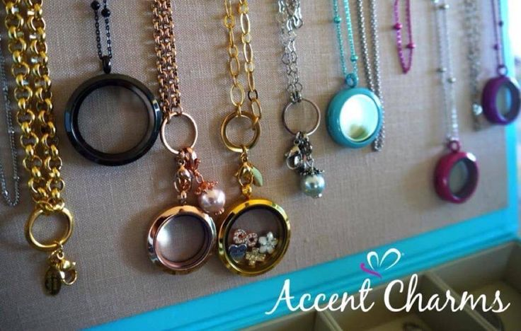 Accent charms.. New product release Oct 2014 Lily Anne Designs