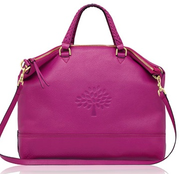 mulberry bag oh yes please! Love the colour