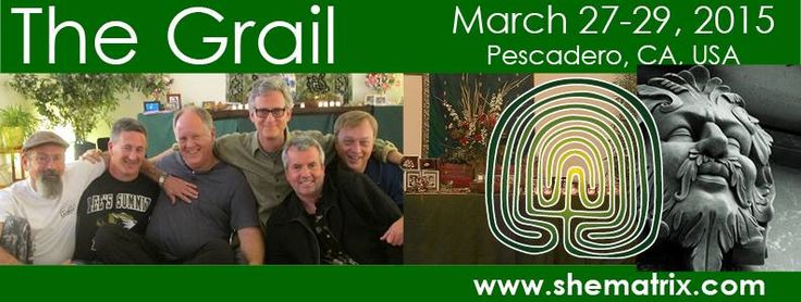 The Grail is being held in Pescadero, CA, USA www.shematrix.com https://www.facebook.com/events/571344726329346/