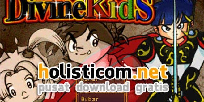 Game Edukasi : Petualangan Divine | Free Download Software Terbaru